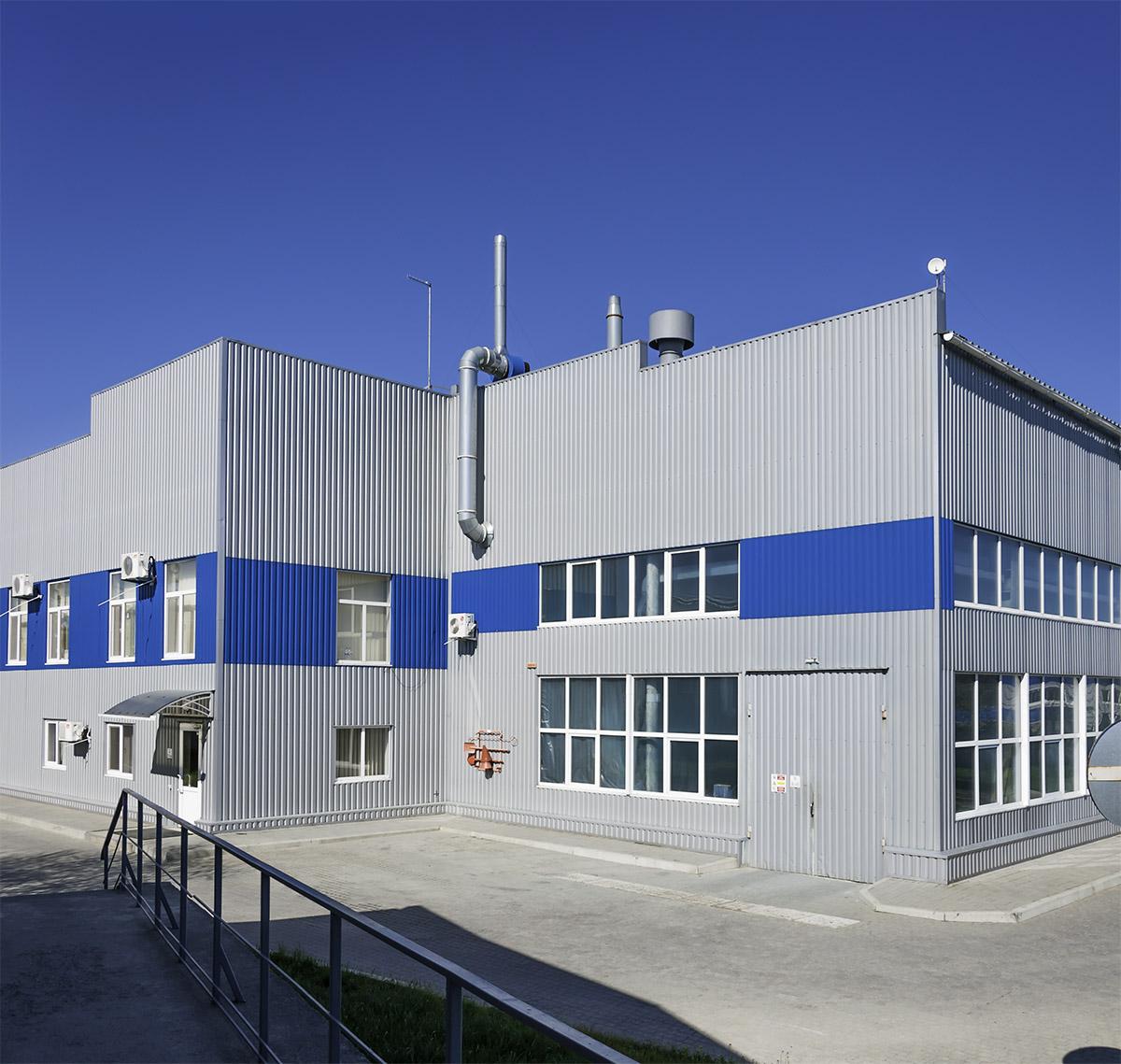 ELTIZ трансформаторный завод производственный корпус_3
