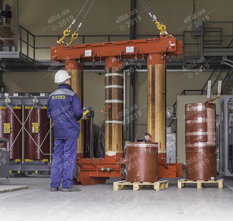 ELTIZ ремонт импортных трансформаторов