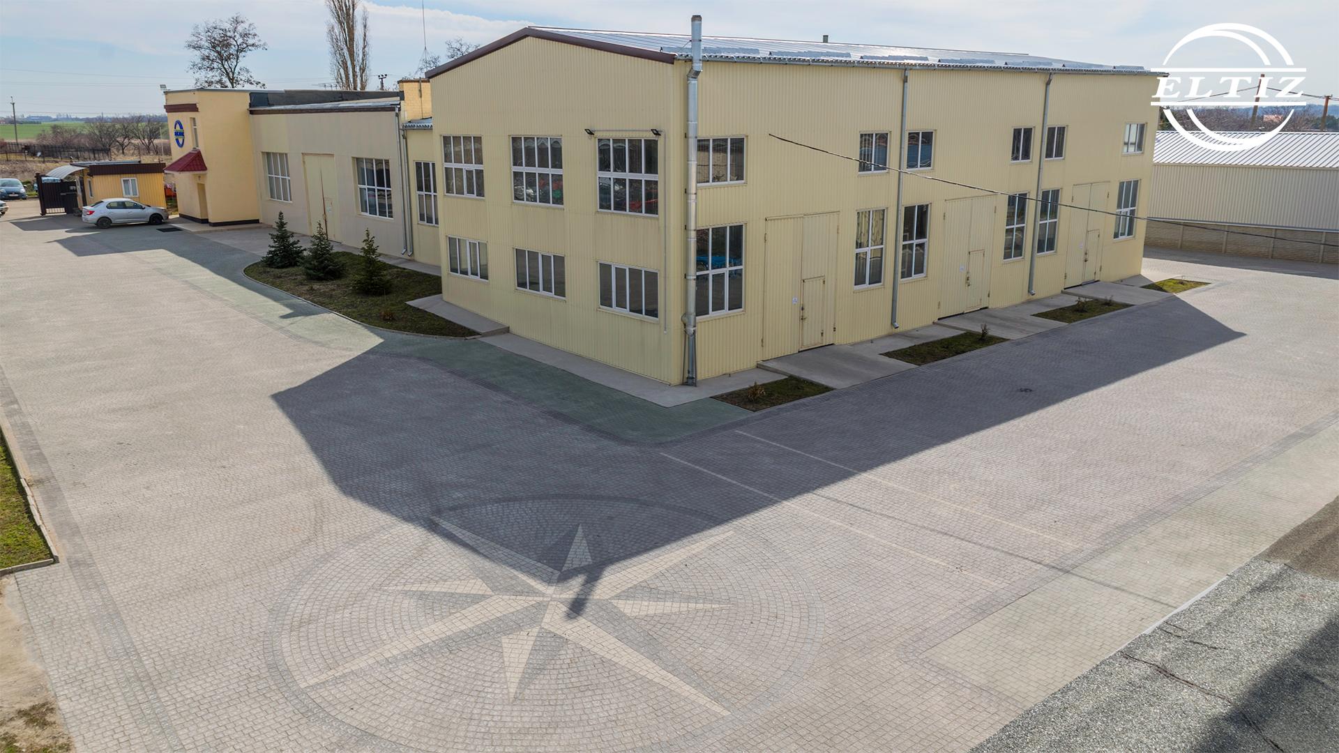 ELTIZ трансформаторный завод в Запорожье производственный корпус_1
