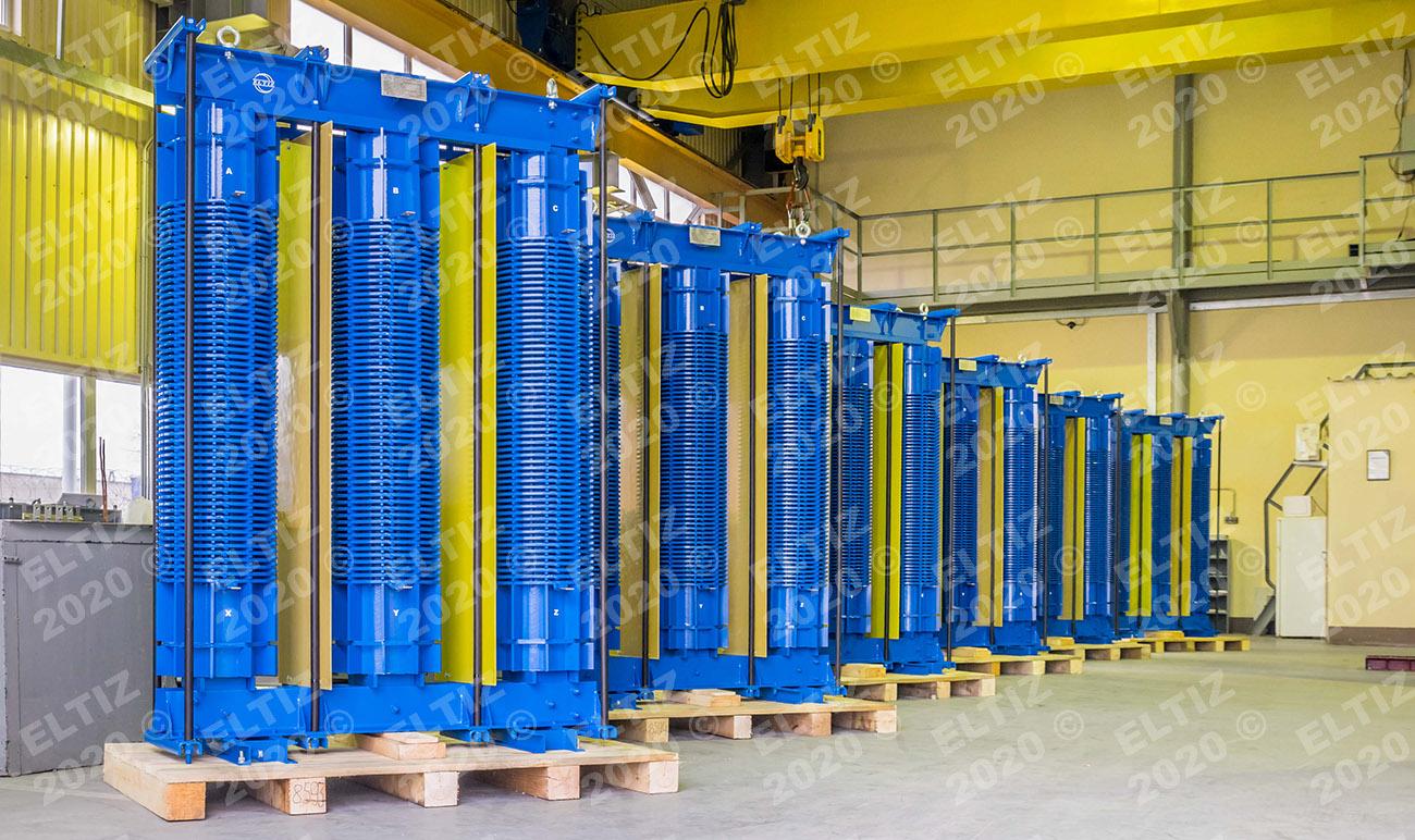 Фильтровый реактор ФРТС 35 кВ